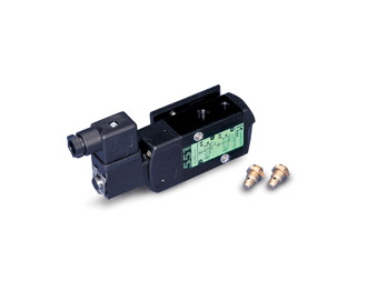 Elomatic - Accessories - Solenoid Valve
