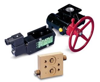 El-O-Matic - Pneumatic Actuator Accessories