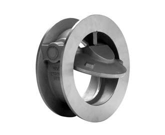 Orbinox - Other Valves - RM Tilting Disc Check Valve