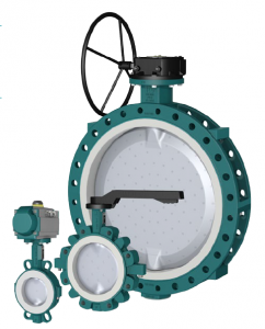 InterApp Butterfly Valves UK