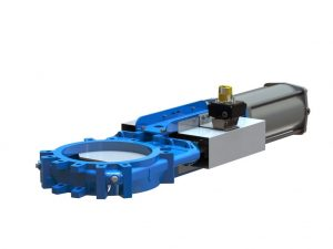 Orbinox XC knife gate valve