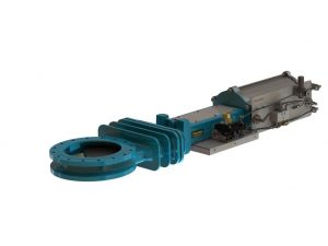 Orbinox high integrity knife gate valve