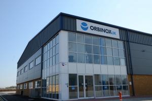 Orbinox UK new building
