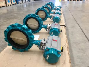 Resilient Seated Butterfly Valve Technology
