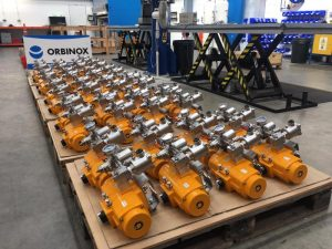 EL-O-MATIC 'F' Series Actuators