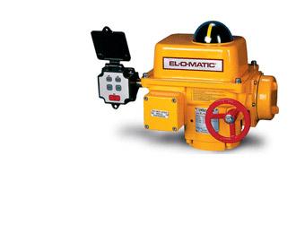 El-O-Matic - ELQ Electric Actuator