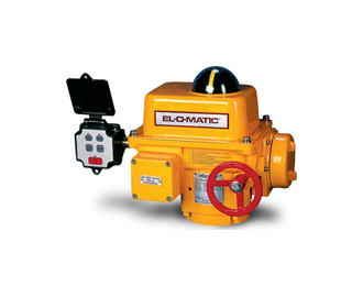 Elomatic - ELQ Electric Actuator