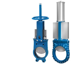 Orbinox - ATEX Knife Gate Valves Valves