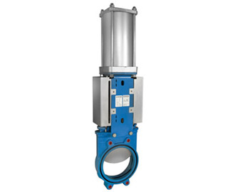 Orbinox - Knife Gate Valve - EB Bidirectional