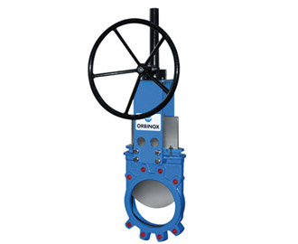 Orbinox - Knife Gate Valve - HB Bidirectional