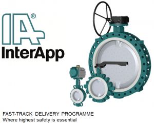 High Integrity Butterfly Valve InterAoo