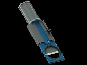 Slurry knife gate valve technology