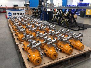 EL-O-MATIC 'F' Series Actuators