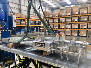 Knife gate valves for Arduous Applications