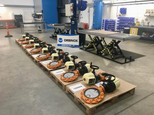 Wouter Witzel Butterfly Valves