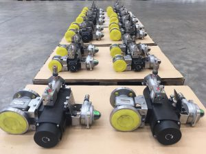 Fit and Forget EL-O-Matic actuators
