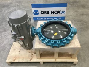 Desponia Wafer Lugged Butterfly Valve